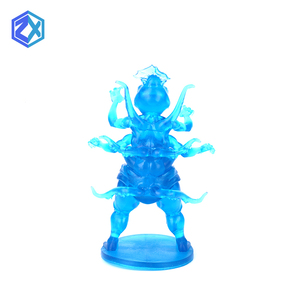 High quality cheap promotional custom plastic molding toys marvel action figure PVC miniature, PVC figure for board game