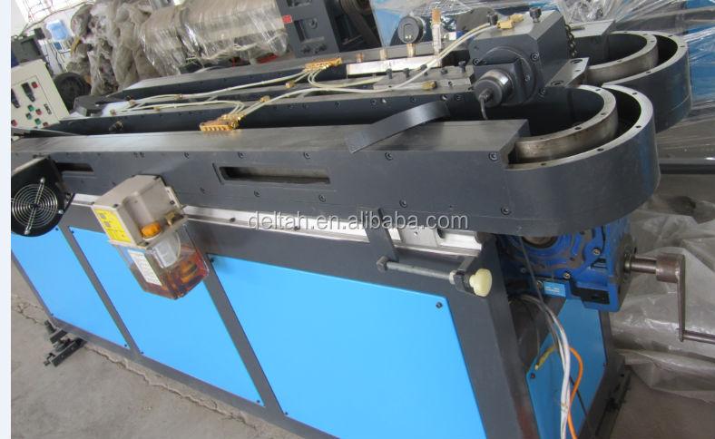 Electric Wire Conduit Corrugated Flexible Hose Extruding Machine ...