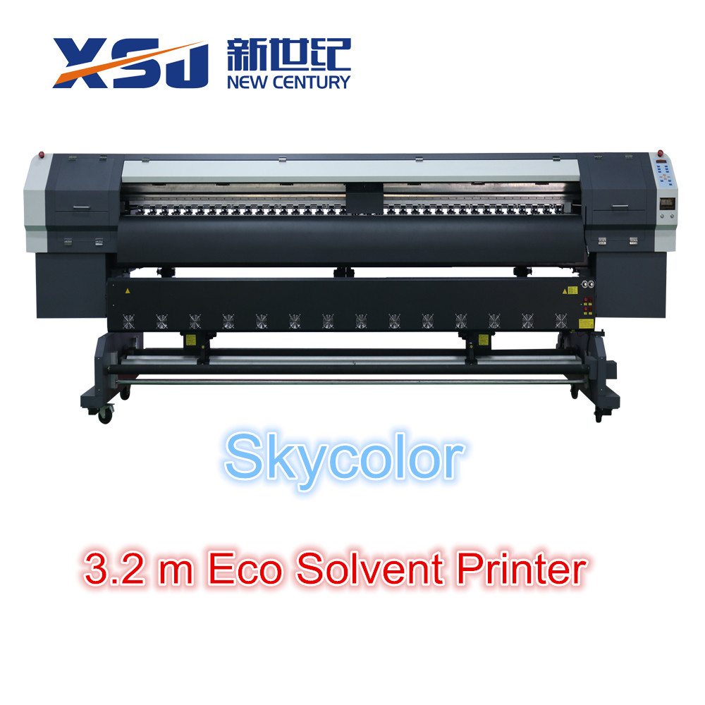 Skycolor 3.2m eco solvent printer from manufaturer in China