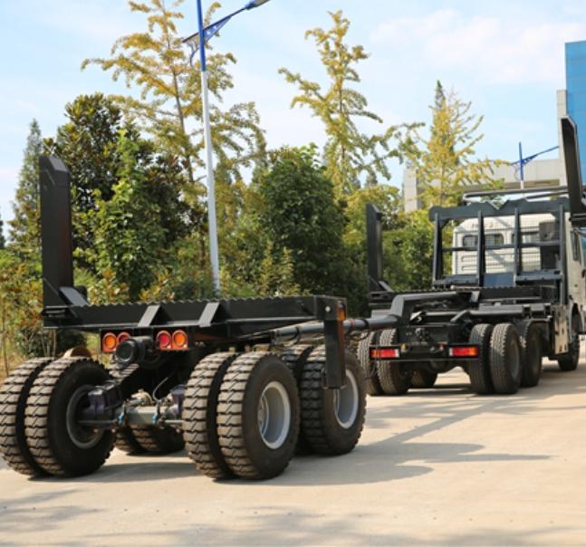 For 20m Wood Howo 6x4 Wood Transportation Truck Lumber