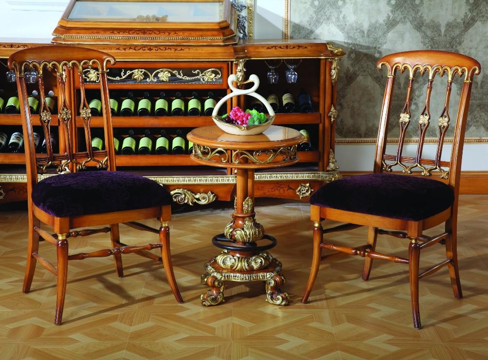 De lujo de estilo barroco francés living room furniture/salón mesa ...