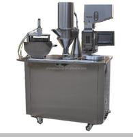 JTJ-H Semi Automatic Capsule Filling Machine With Horizontal Locking