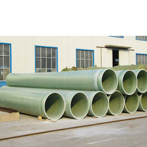 FRP Pipe GRP Pipe Made by Epoxy Vinyl Ester Resin