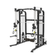 best selling fitness equipment multi functional trainer/Multifunction Smith Machine & Cable Crossover