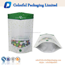 high quality oatmeal whey protein washing powder rice packaging bag