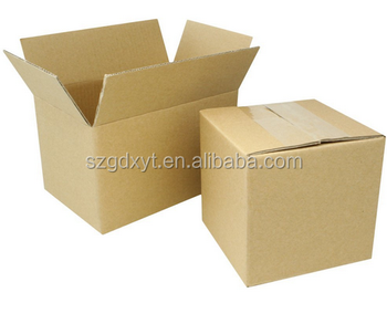 Corrugated Cardboard Packing Boxes Mailing Moving Shipping Box