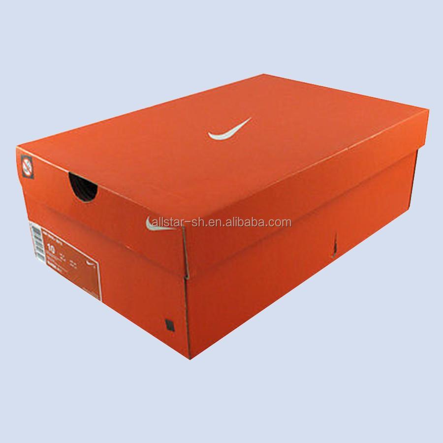 Bien connu Gros fantaisie conception papier boîte à chaussures nike-Caisses d  AI41