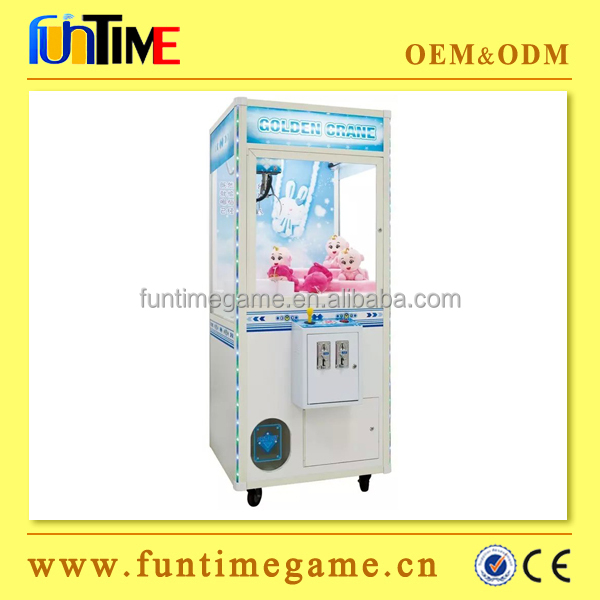 Chinese Arcade Toy Claw Crane Machine For Sale / Claw Machines For ...