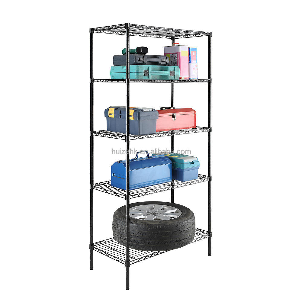 Stor 5-Tier Shelving Unit