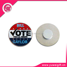 Free sample customized metal pin/ magnet lapel pin with high quality