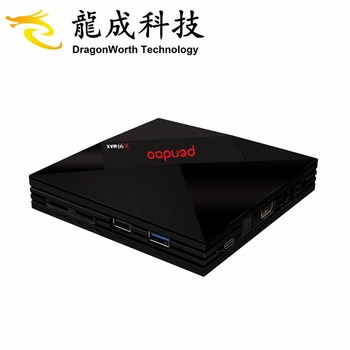 smart tv box Pendoo x99 max Rk3399 4G 32G with android 7.1 tv box with sim card smart tv box android