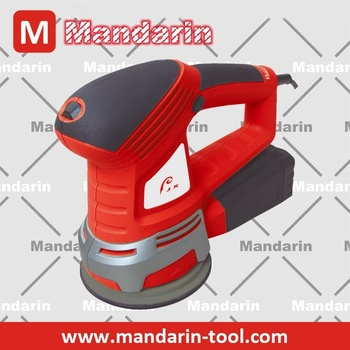 rotary electric sander 450W, orbital sander, sander for curved surfaces