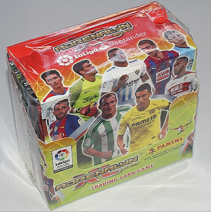 2018 Newest Displaying box for soccer star cards football game cards from China supplier