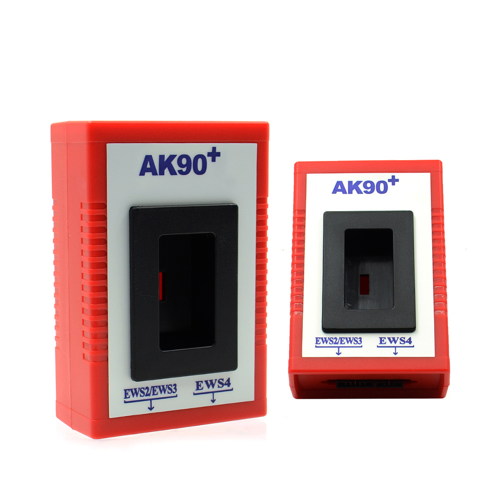 AK90+ Key Programmer AK90 For BMW EWS From 1995-2005 OBD2 Copy Car Key All Version V3.19 AK90 Programming Tool