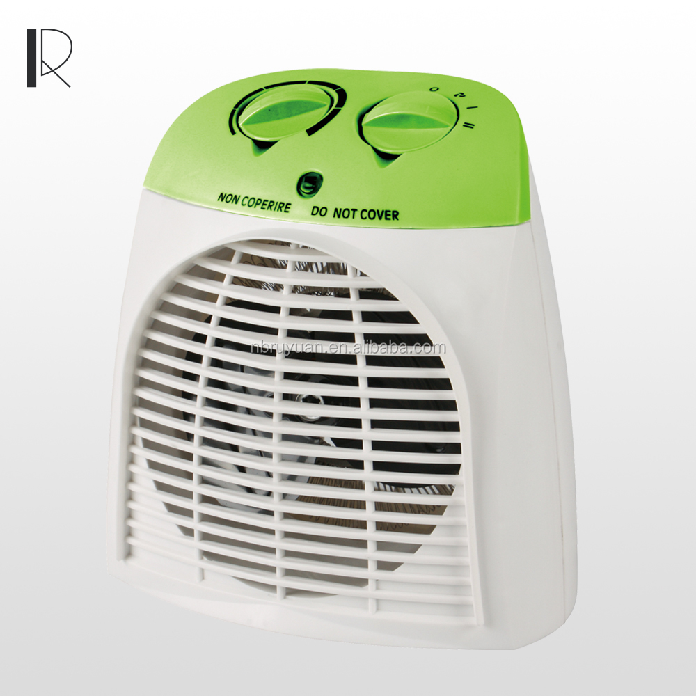 IP21 2000W Turbo electric Fan Heater with overheat protection