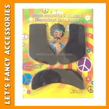 PGAC1369 Funny party decoration black fake mustache beard for sale