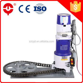 Zhangzhou Tianyu Brand Automatic Doors Motor 2000kg Easy