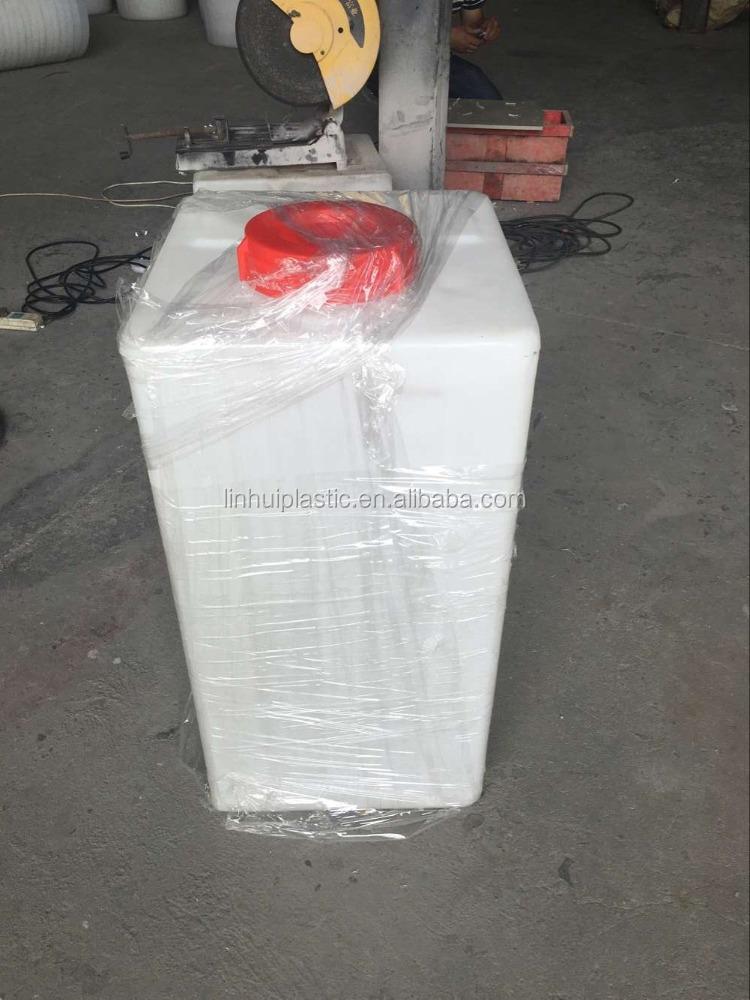 מפואר אחסון מים מתוקים מיכלי מים 80 ליטר עם ברז ניקוז פלסטיק אנכי-טיפול UQ-14