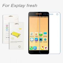 For Explay fresh,3pcs/lot High Clear LCD Screen Protector Film Screen Protective Film Screen Guard For Explay fresh