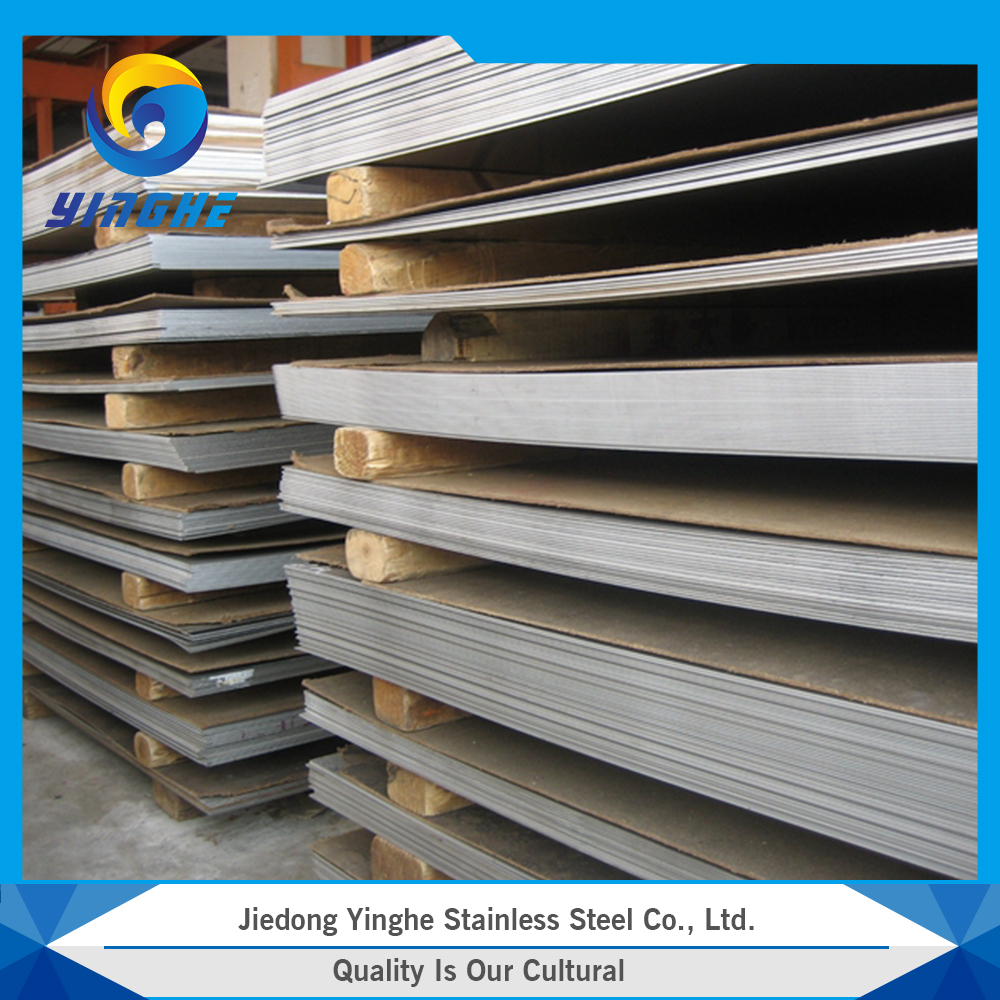 High quality astm cold rolled stainless steel satin hairline finish