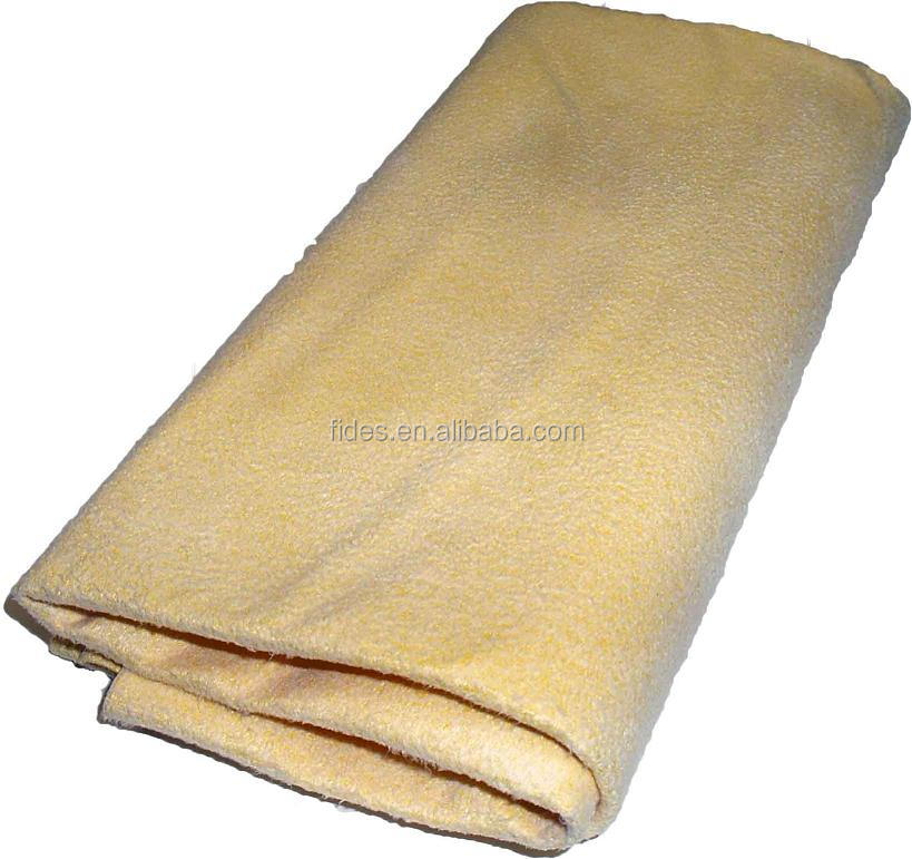 Microfiber Cloth Or Chamois: Cleaning Chamois Leather Cloth Microfiber Pu