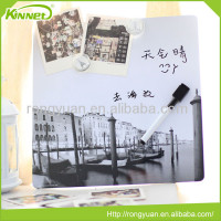 Wholesale price custom design printed magnetic dry erase whiteboard