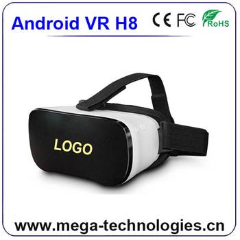Todo En Uno Vr Auriculares Wifi Android Vr Box Para Vr Juego Y