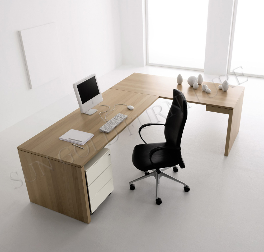 New colour elegant design executive desk wholesale