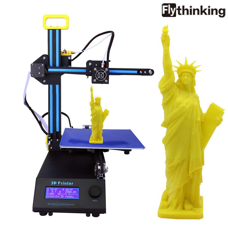 Impresora 3d, Chinese High Quality FDM Desktop 3d Printers Machine Kit, Imprimante 3d