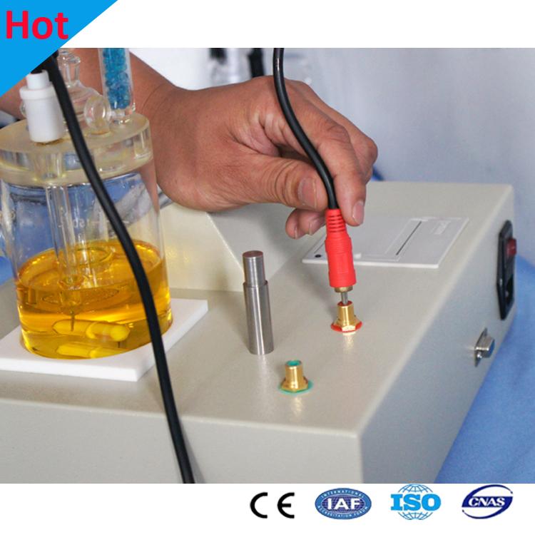 Aceite aislante m quina de prueba aceite medidor de - Aislantes de humedad ...
