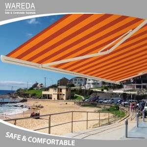 Retractable awning arms manual retractable awning price