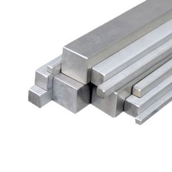 ASTM Bright surface 201 304 316L 321 310S 410 430 Stainless steel square bar