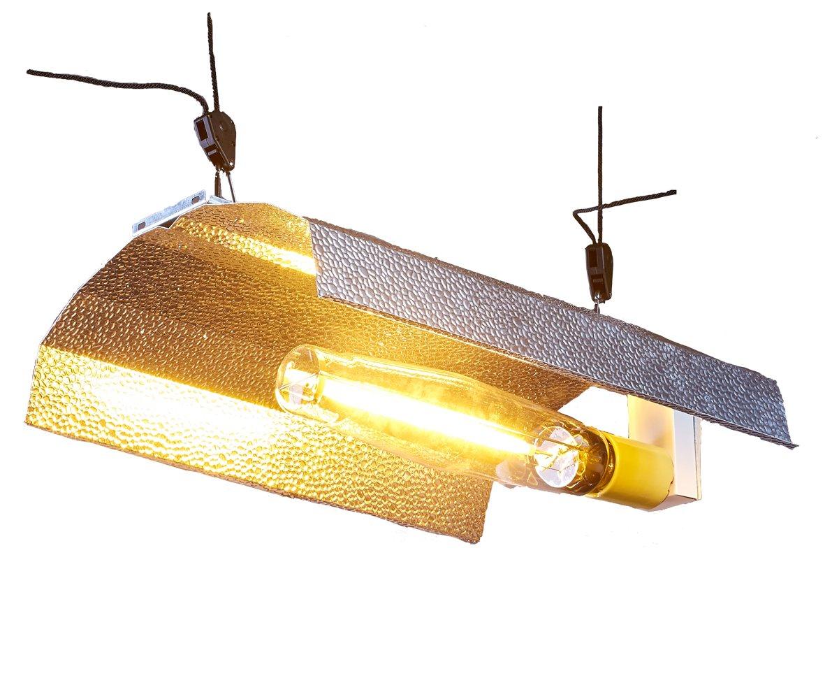 Chin-up Hanging Rope Ratchet Led Grow Light Hanger ...