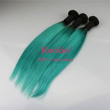1b/tea color human virgin hair extensions any other color can be dyed