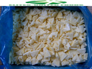 China supplier organic frozen pineapple fresh bulk pineapple
