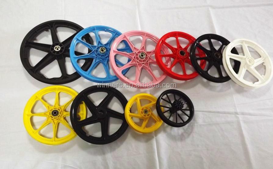 Pp Plastic Solid Foam Spoke Kids Bicycle Wheels 12 Buy Wheels