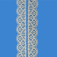 Best Band In China New 3.5CM African Lace Dress Fabrics For Bridal Wedding Dress Switzerland