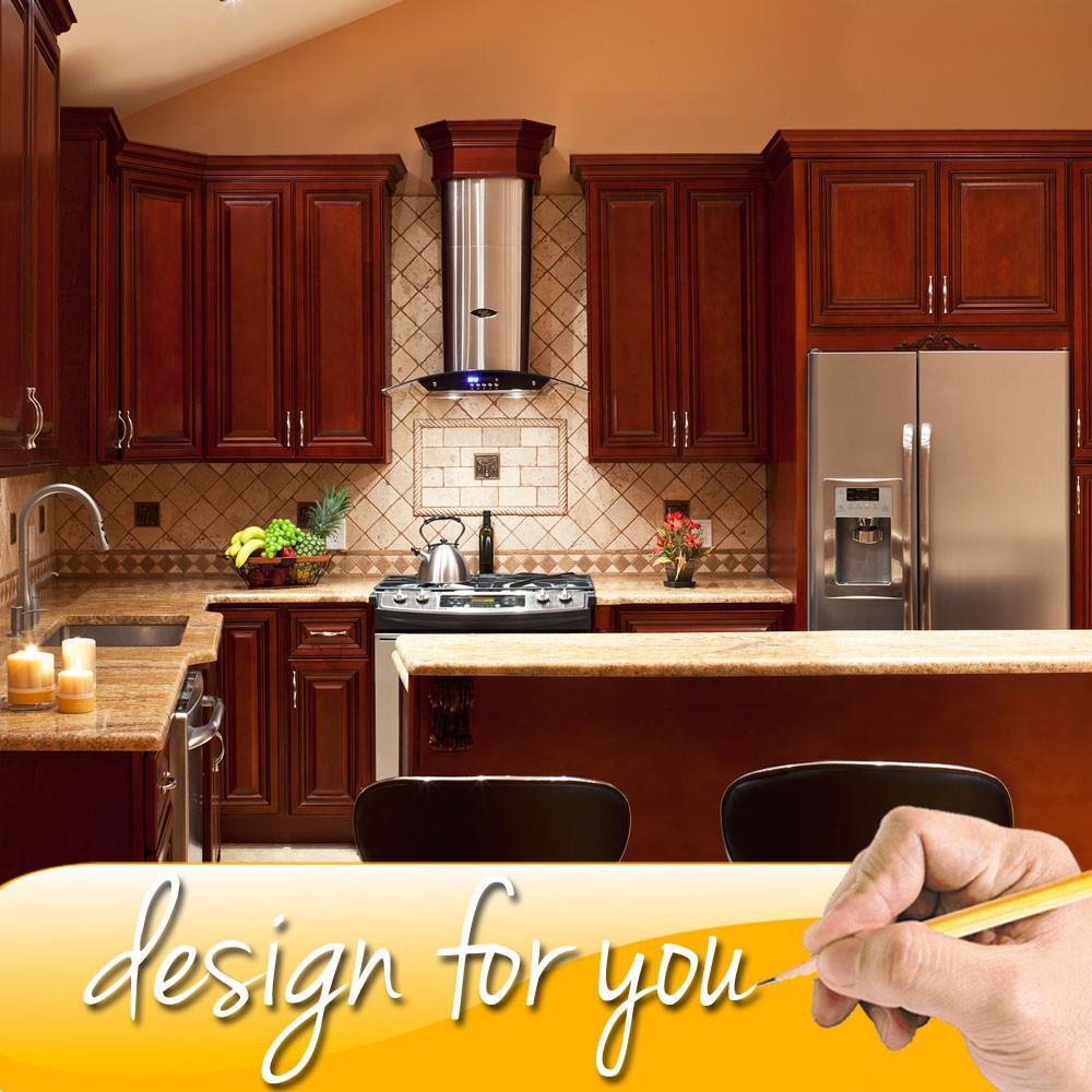 Full Kitchen Cabinets Sets
