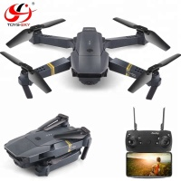 2018 New toys S168 E58 Mavic 2 pro Wide Angle HD Camera High Hold Mode Foldable Arm drone with camera professional