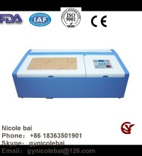 GY-G40k laser rubber stamp making non-mental materials factory price