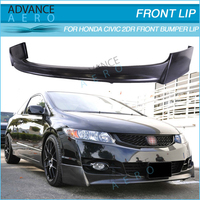 FOR 2009 2010 2011 HONDA CIVIC 2DR COUPE BODY KIT POLY URETHANE P1 STYLE AUTO BODY PART