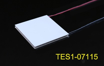 Small Size Thermoelectric Module TES1-07115