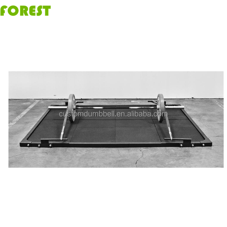 OLY Weight lifting Platform/Weight lifting platform floor plates