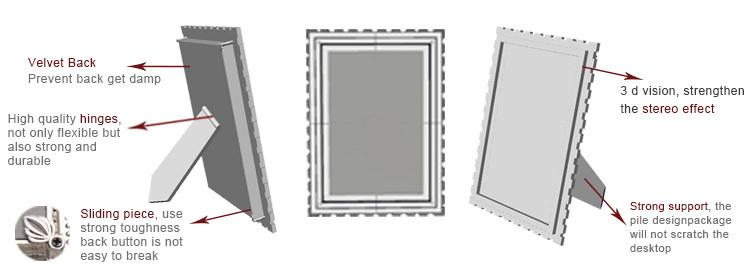 cheap wholesale 4x6 photo picture frames bulk picture frames 8x10 glass funny souvenir picture frames