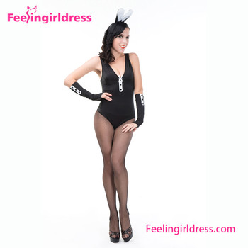 41d2990783d1 Hot Sale Sexy Girl Sex Rabbit Animal For Adults Bunny Costume - Buy ...
