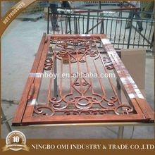 On-time delivery factory directly ornamental cast steel parts