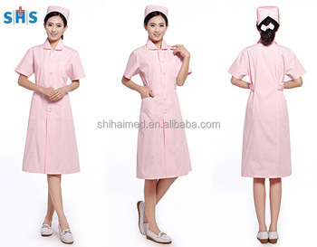 f84e6a2720b Hospital Pink Nurse Uniform Sh5000-11 - Buy Hospital Nurse Uniform ...