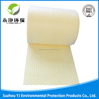 Oil Pollution Control Chemical Absorbent Rolling Papers