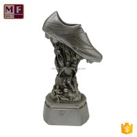 Wholesale Factory Price Resin Soccer Customized Sports Trophy Cup, Sports Trophy Award