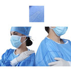 Nonwoven Technics and Waterproof Feature Medical SMS Non Woven Fabric for Disposable Surgical Gow